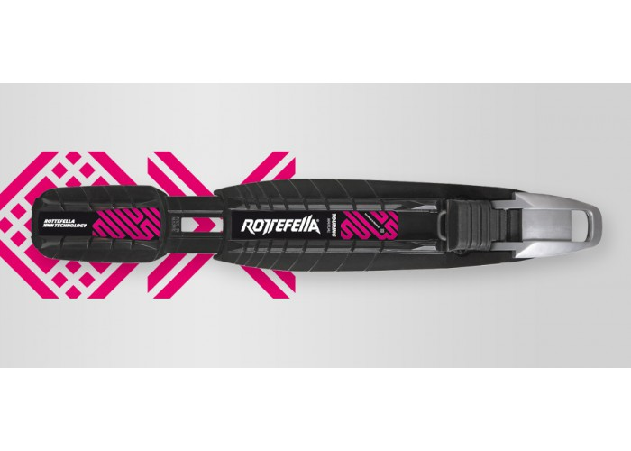 Лыжные крепления Rottefella NNN Touring manual