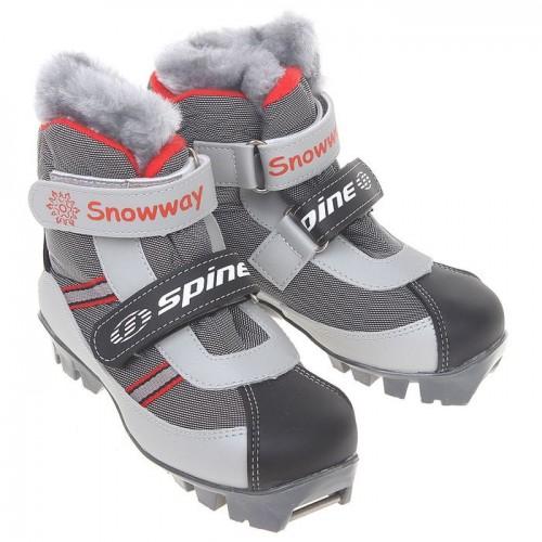 Лыжные ботинки Spine Baby NNN детские