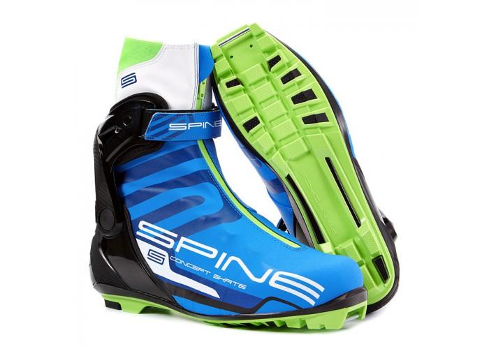 Лыжные ботинки для конька Spine Concept Skate Pro (297) NNN