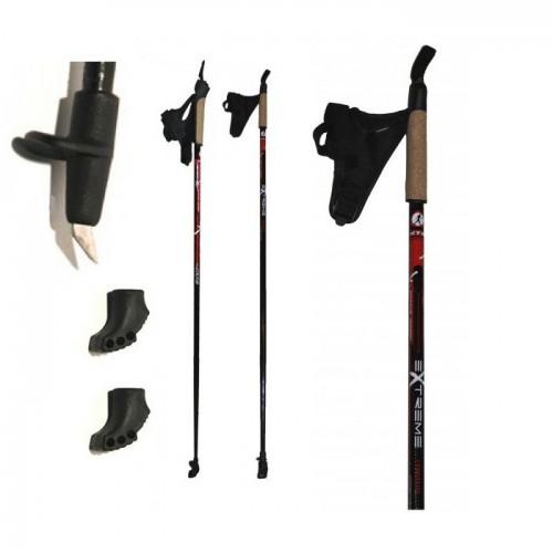Лыжные палки STC Extreme для скандинавской хотьбы