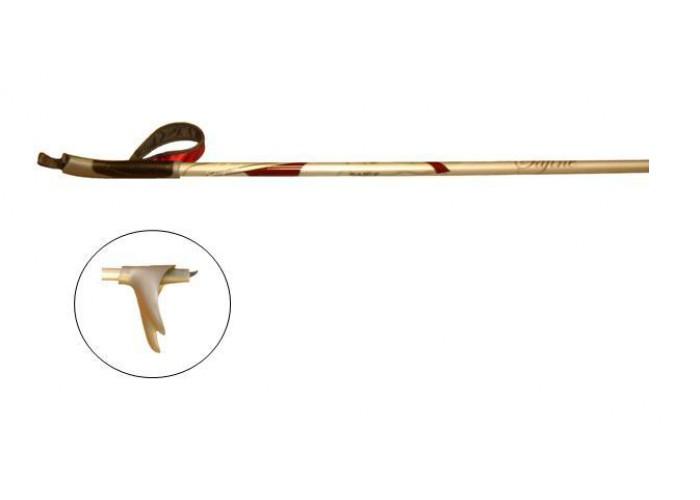Лыжные палки STC прогулочные (fiberglass)