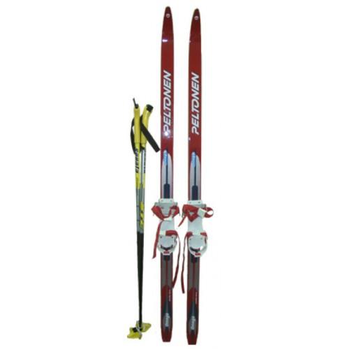 Лыжный комплект STC с комбинированным креплением
