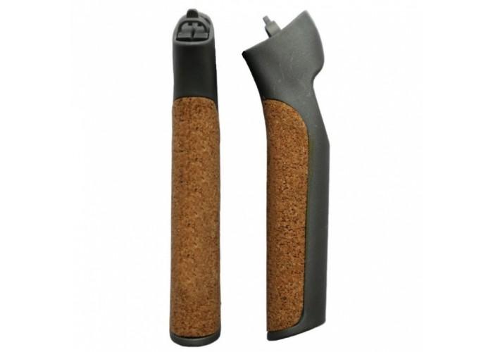 Ручки STC со вставкой из натуральной пробки РГ-27